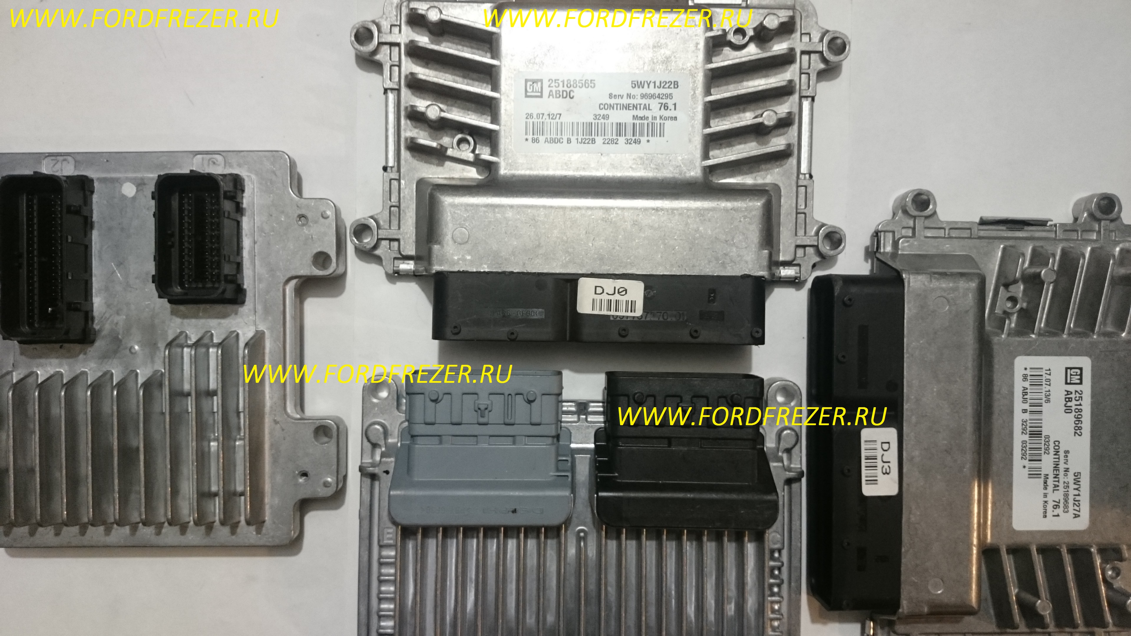 Диагностика и ремонт Э Б У Двигателя Chevrolet Cruze